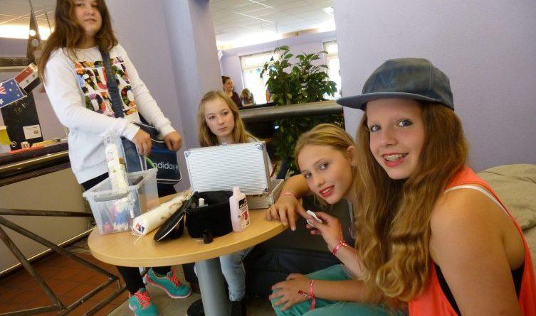 Internationaler Mädchentag im Jugendtreff Blanke - Aktionstag für Mädchen und Jungen am Mittwoch Foto: Stadt Nordhorn