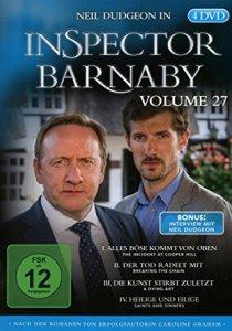 Inspector Barnaby - Volume 27 - Vier Fälle voller Spannung