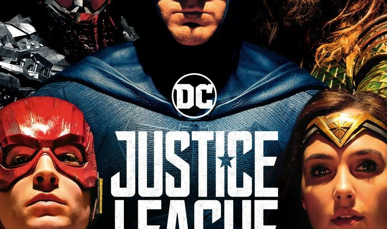 The Justice League in 3D - Startet am 16. November 2017