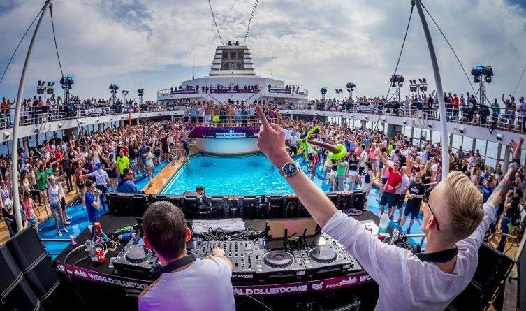 World Club Cruise kündigt weiteres Line-Up an: Robin Schulz wieder im Boot Jetzt Sonne und Party buchen: World Club Cruise 2 im April 2018 im Mittelmeer