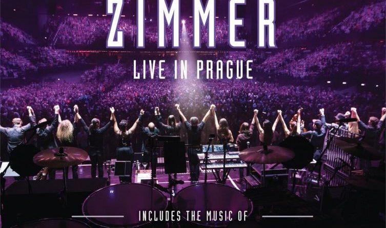 Hans Zimmer - live in Prague - ab dem 03. November erhältlich