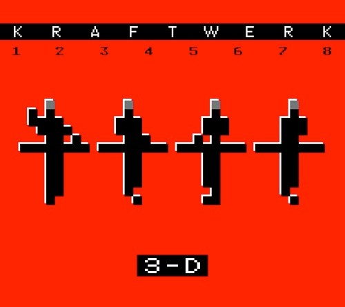 Im Mai 2017 veröffentlichte Warner Music/Parlophone die neuen Aufnahmen der kompletten KRAFTWERK-Meisterwerke 12345678 unter dem Namen 3-D DER KATALOG.