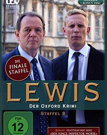 Lewis - Der Oxford Krimi - Staffel 9 -Ein Abschied, der es in sich hat