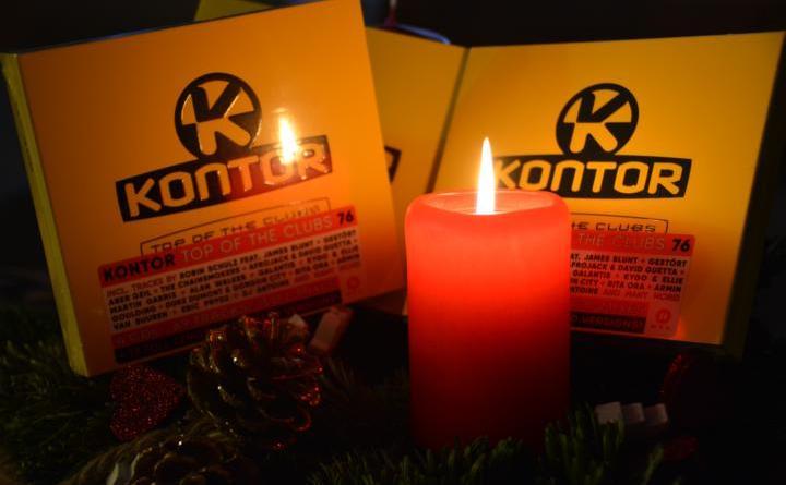 Gewinnspiel: Wir verlosen drei CD´s von Kontor Foto: NordNews.de