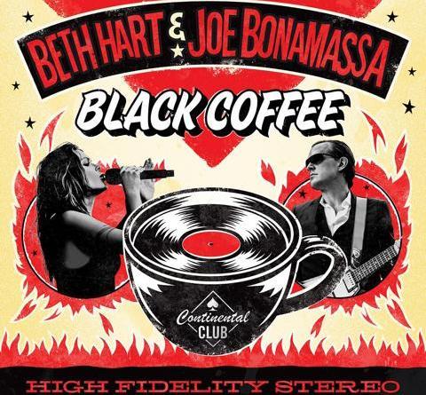 Beth Hart & Joe Bonamassa mit 'Black Coffee' - der Januar wird interessant