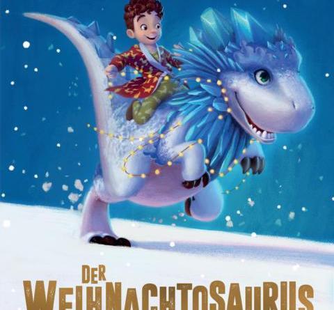 Der Weihnachtosaurus - ein Kinderbuch von Tom Fletscher