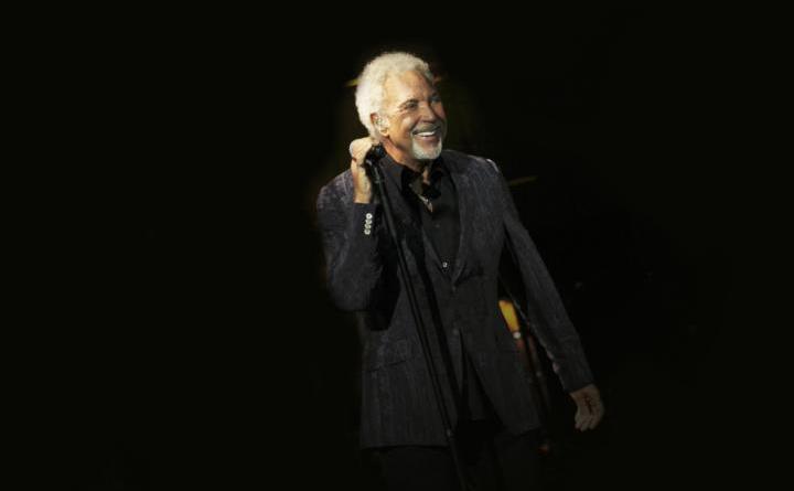 Weltstar Sir Tom Jones kommt nach Lingen! - Einziges Konzert in Norddeutschland Foto: Erick Bustamante Belair