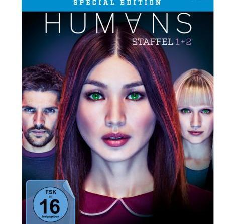 HUMANS – Staffel 2 - ab 4. Mai endlich auf DVD