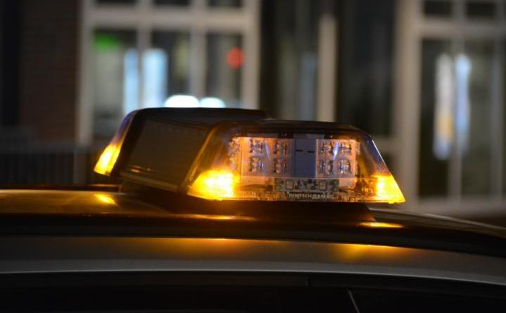 Polizei Gelblicht