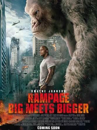 RAMPAGE – BIG MEETS BIGGER – Ab Mai im Kino
