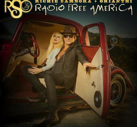 """Richie Sambora und Orianthi mit gemeinsamen Debütalbum """"Radio Free America"""""""