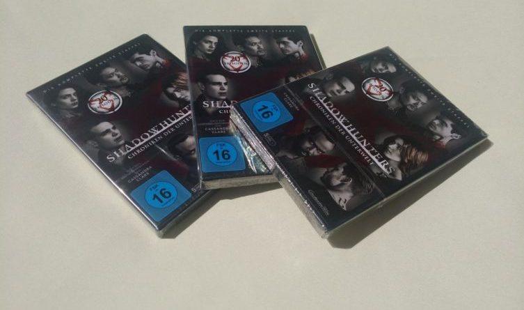 Gewinnspiel: 3 DVD's von Shadowhunter zu verlosen