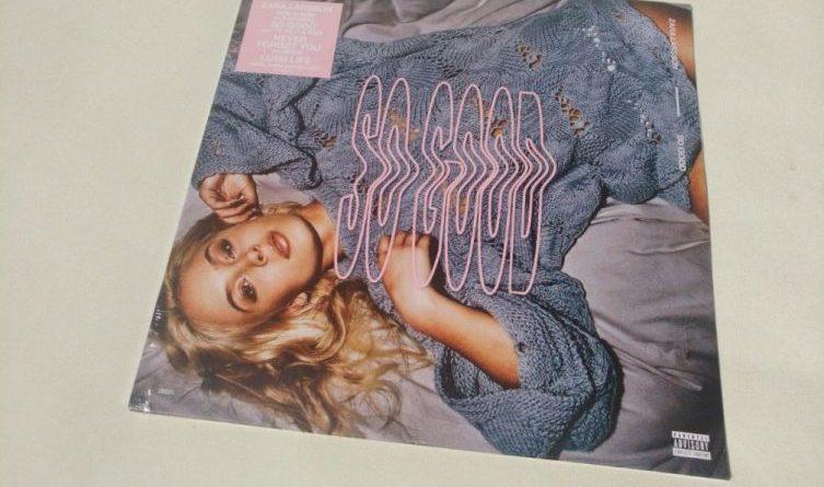 Wir verlosen eine Vinyl von Zara Larsson