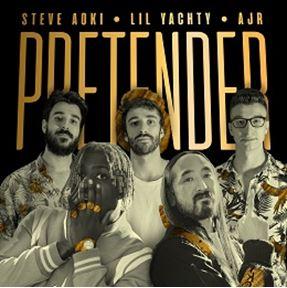 "Steve Aoki feat. Lil Yachty & AJR – Powerhouse Kollaboration ""Pretender"""