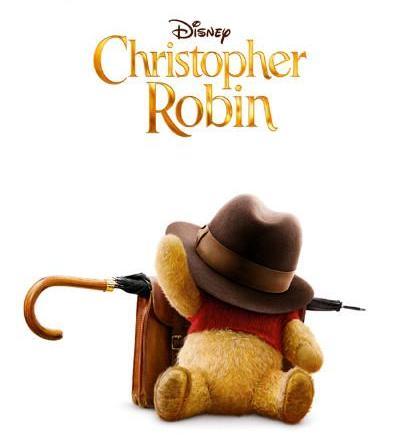Christopher Robin - ab 16. August im Kino - ein wunderschöner Film