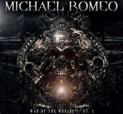 "Michael Romeo (Symphony X) veröffentlicht erstes Soloalbum ""War of the Worlds / Pt. 1"" am 27. Juli"
