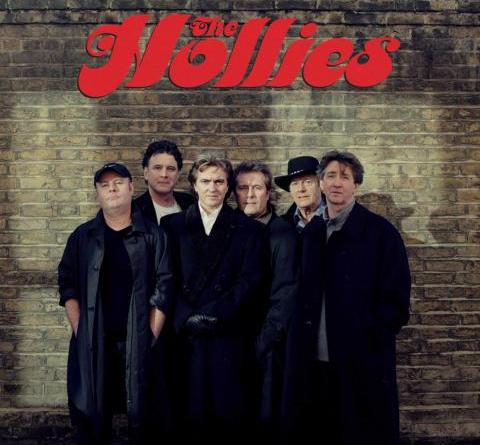 THE HOLLIES - am 06. April in der Emslandarena