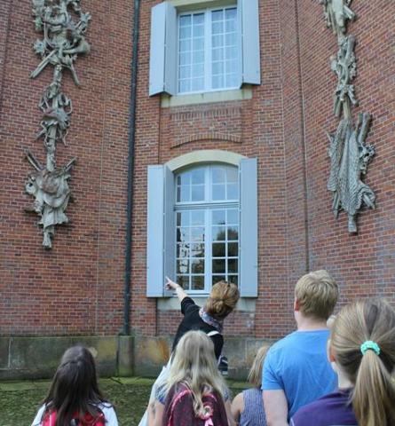 Noch freie Plätze im Ferienprogramm auf Schloss Clemenswerth - Drei Veranstaltungen für die ganze Familie Foto: Schloss Clemenswerth