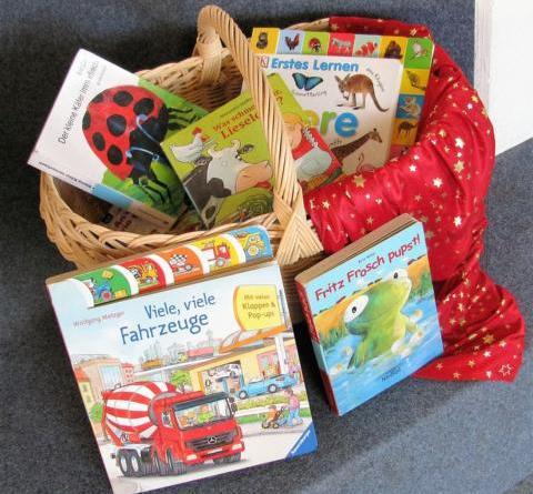 Stadtbibliothek: Der Bücher-Baby-Treff startet wieder Foto: Stadt Lingen