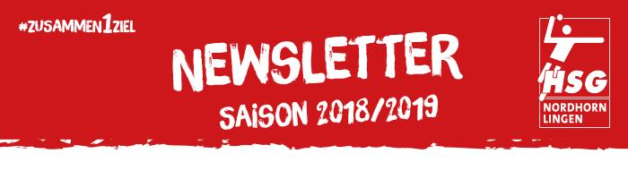 HSG Newsletter 2018/19