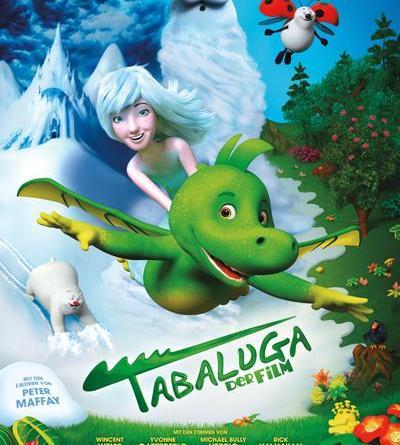 Tabaluga - der Film - der erste Trailer ist wunderschön