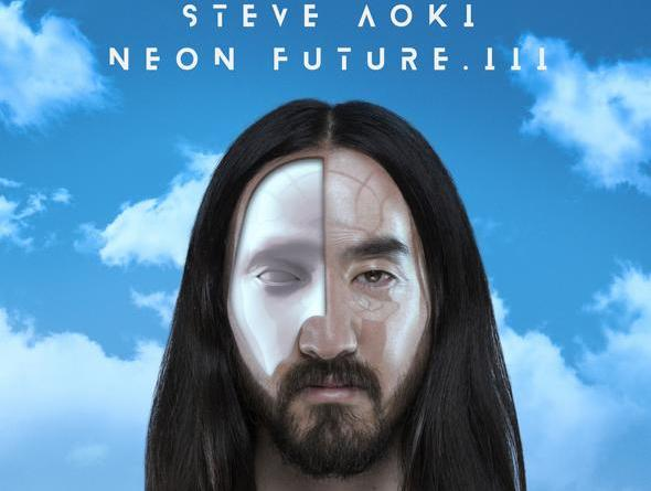 "Steve Aokis Album ""Neon Future III"" erscheint am 09. November 2018"