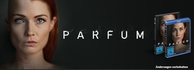 PARFUM Die High End Crime-Serie nach Motiven des Weltbestsellers DAS PARFUM von Patrick Süskind! Ab dem 07. Februar 2019 auf DVD, Blu-ray und als Video on Demand