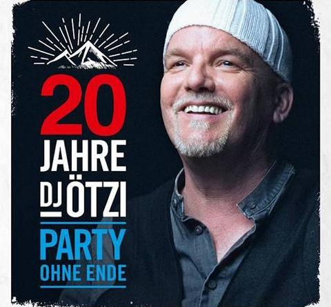 """20 Jahre DJ Ötzi - Party ohne Ende"" (Album)"