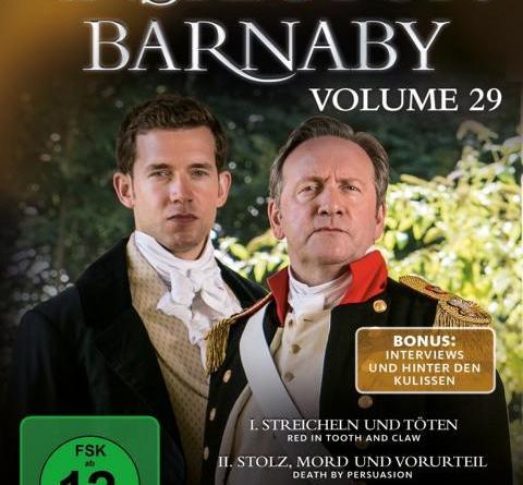 Vier unfassbar spannende neue Fälle auf DVD: Inspector Barnaby und die Sehnsucht, von Wildschweinen gefressen zu werden...
