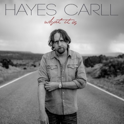 """Hayes Carll """"What It Is"""" Oktoberpromotion"""