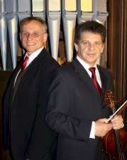 kirche-trifft-synagoge_bild1 klein Konrad Kata und Semjon Kalinowsky. Foto: PR-Foto