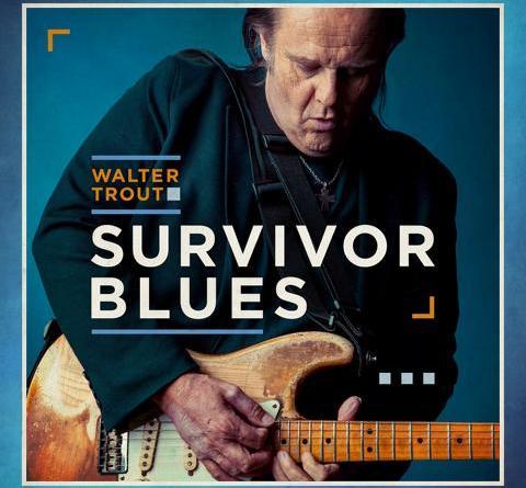 """Walter Trout veröffentlicht """"Survivor Blues"""" am 25. Januar 2019"""