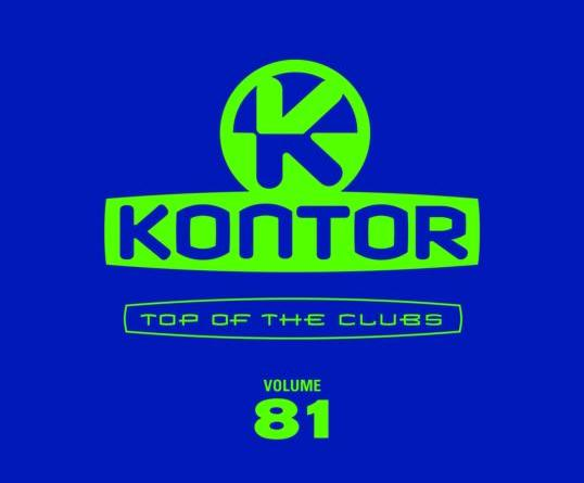 VARIOUS ARTISTS – KONTOR TOP OF THE CLUBS VOL. 81 - ab dem 25. Januar