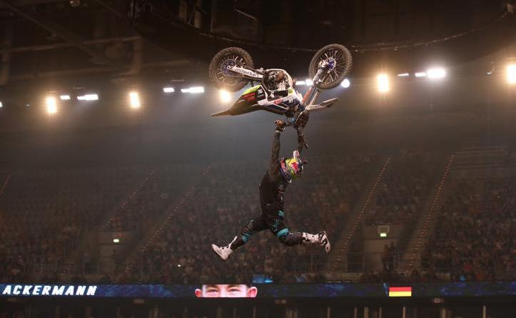 NIGHT of the JUMPs 2019 - Die krasseste FMX-Sportserie der Welt stürmt - drei Städte in Deutschland Foto: Luc Ackermann