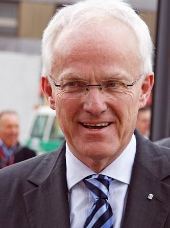 EU-Berater Jürgen Rüttgers. Foto: Dirk Vorderstraße / CC BY 3.0