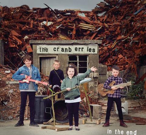 """The Cranberries veröffentlichen mit """"All Over Now"""" die erste Single aus ihrem Abschiedsalbum """"In The End"""""""