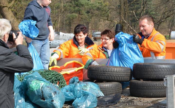 Frühjahrsputz in Nordhorn am 16. März - Gruppen können sich für Müllsammelaktion anmelden Foto: Stadt Nordhorn