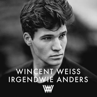 """WINCENT WEISS veröffentlicht die Tracklist für sein kommendes Album """"Irgendwie Anders"""""""