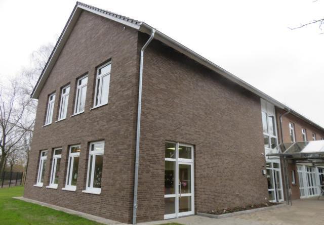 Einweihung der Grundschule und Richtfest der Sporthalle in Bramsche Foto: Stadt Lingen