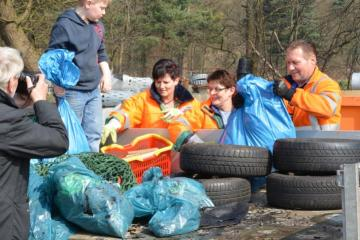 Frühjahrsputz am Samstag - Spontane Teilnahme möglich Foto: Stadt Nordhorn
