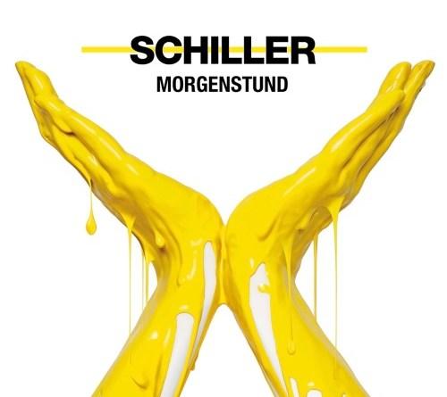 """SCHILLER - """"MORGENSTUND"""" VÖ: 22.03.2019 Label: Sony Music"""