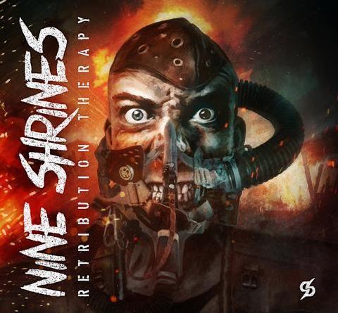 "Nine Shrines - Debüt Studio Album ""Retribution Therapy"" am 26. April und Video Premiere zum Opener ""Nimrod"""