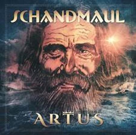 Schandmaul Artus Cover