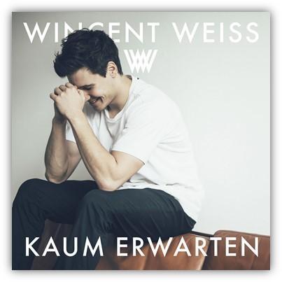 """WINCENT WEISS veröffentlicht seine neue Single """"Kaum Erwarten"""" // Noch eine Woche bis zum Albumrelease"""