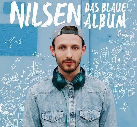 """NILSEN erzählt elektronische Geschichten für Kids mit """"Das Blaue Album"""""""