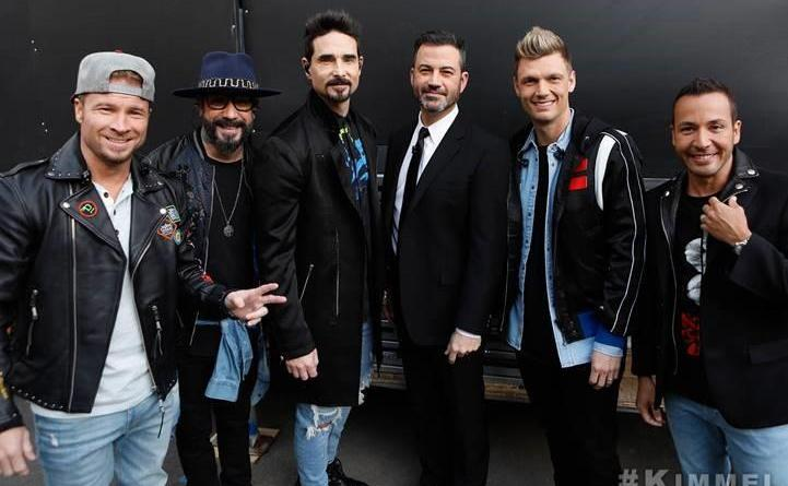 Die Backstreet Boys Live On Tour – bald ist es soweit