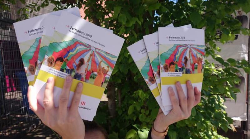 Ferienpassprogramm 2019 - Wunschliste kann ab dem 20. Mai zusammengestellt werden