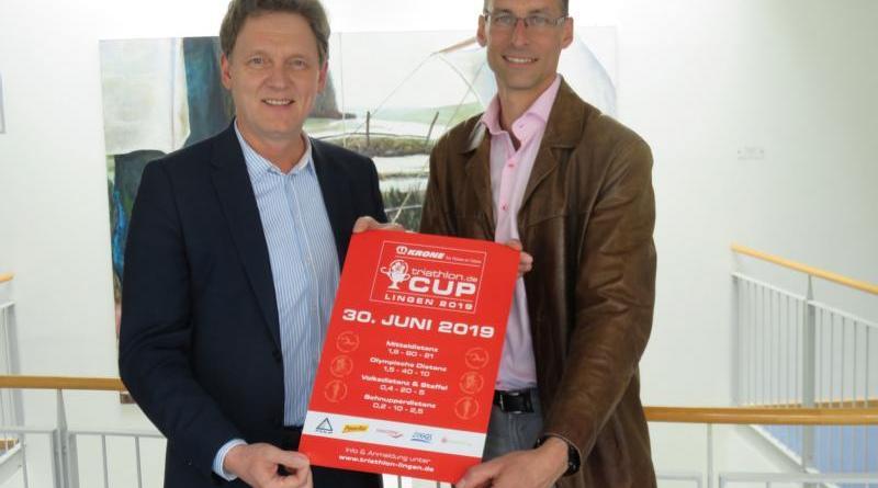 Erster Lingener Triathlon Cup - Sportevent der Extraklasse am 30. Juni - Foto: Stadt Lingen