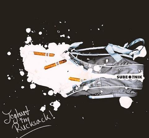 """SUBBOTNIK Videopremiere """"Joghurt im Rucksack"""" +++ Album """"Schweben am Limit"""" erscheint am 05.07.19"""