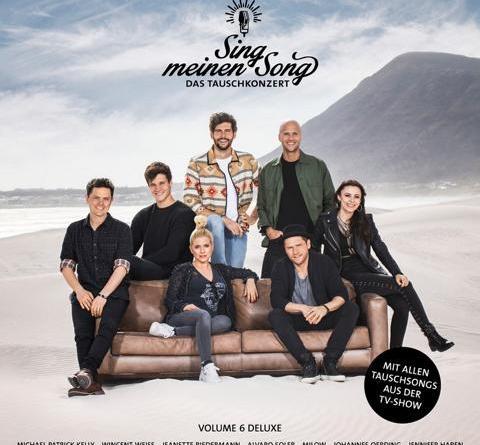 """""""Sing meinen Song – Das Tauschkonzert Vol. 6"""" ab dem 24. Mai erhältlich!"""